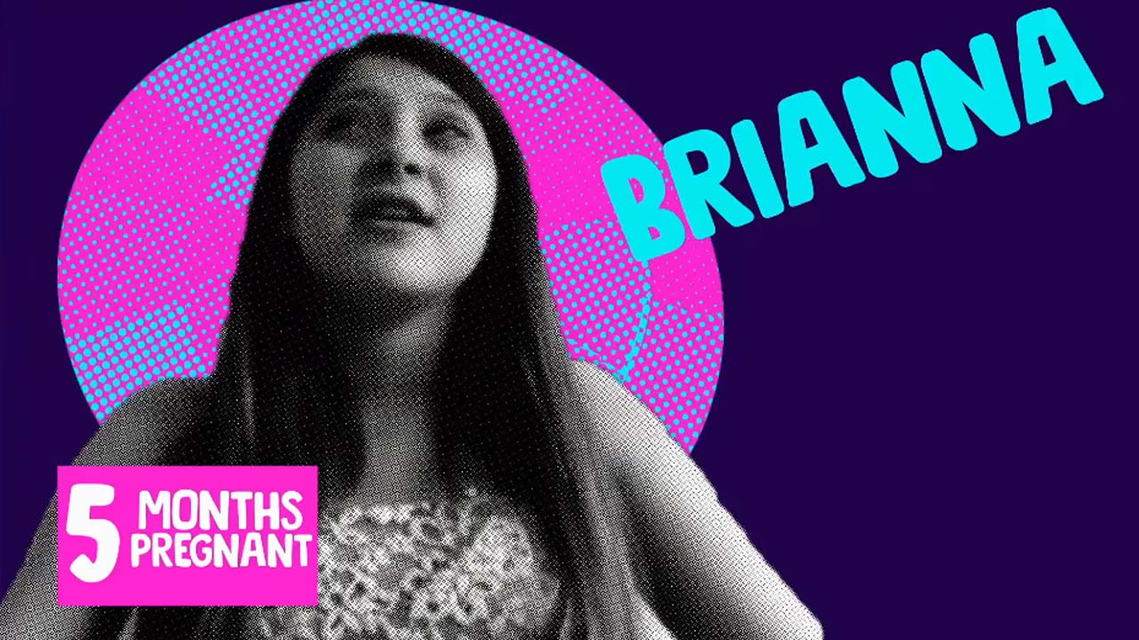 Meet Brianna, one of the stars of upcoming 'Young and Pregnant' on MTV