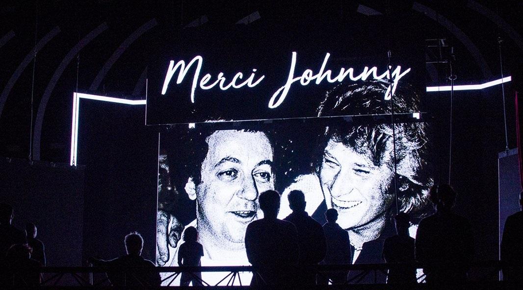 Les Enfoirés : Leur émouvant hommage à Johnny Hallyday