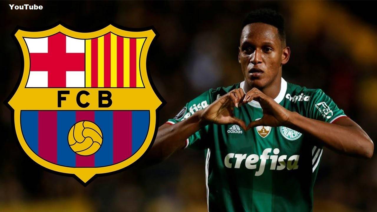 Barça fala qual a possibilidade de emprestar Mina ao Palmeiras