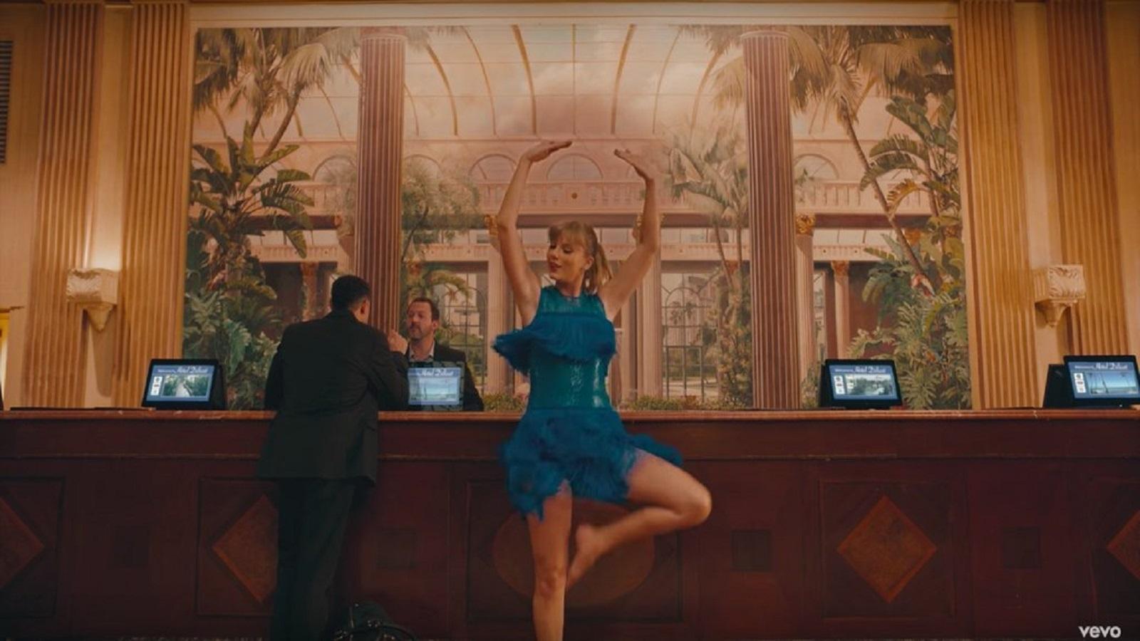 Vídeo: Taylor Swift es acusada de plagio