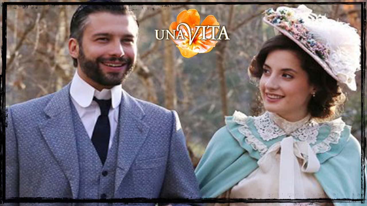 Una Vita spoiler al 23 marzo: il patto tra Celia e Felipe