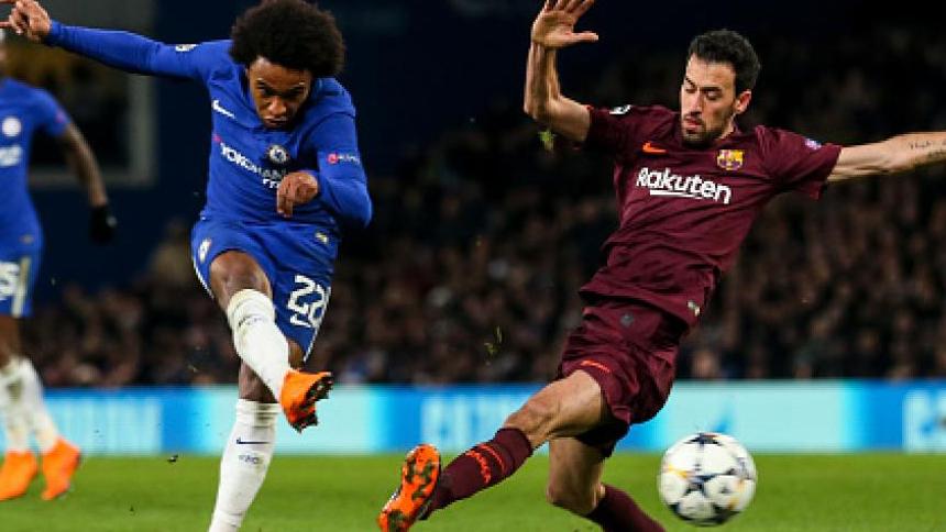 Chelsea enfrenta una batalla cuesta arriba contra el Barcelona