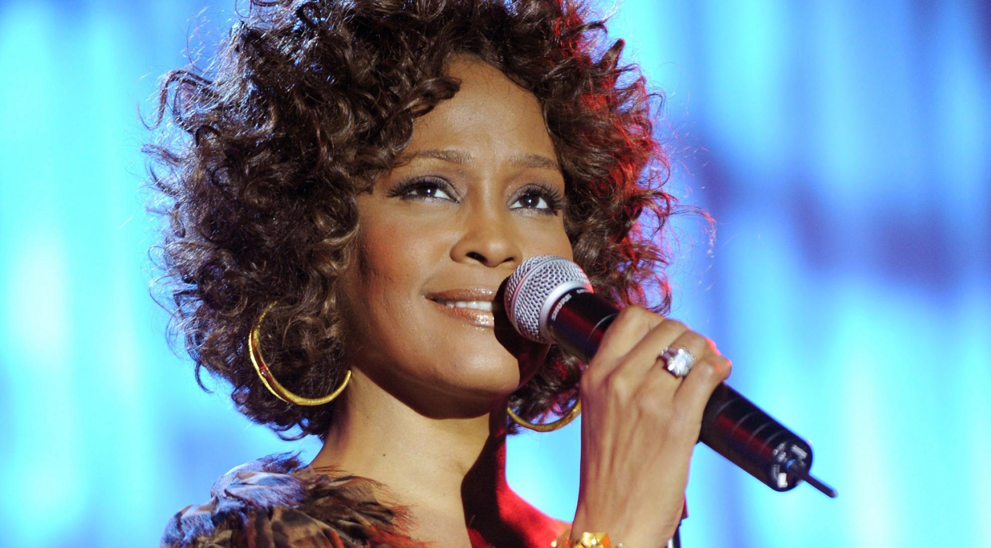 El primer documental sobre Whitney Houston se lanzará en julio