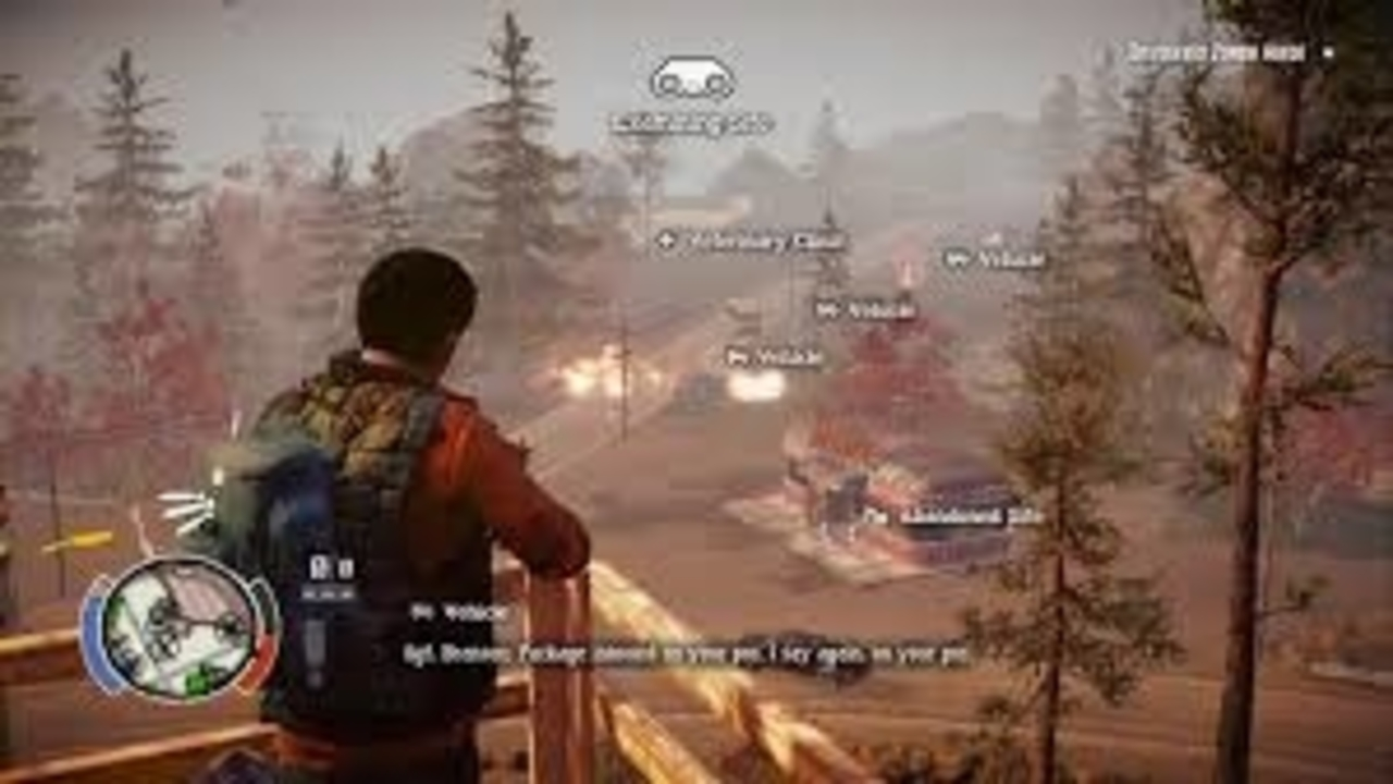 State of Decay 2 will be a huge graphical improvement