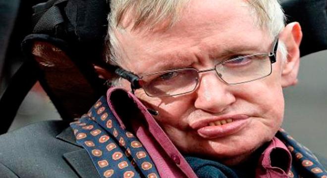 Fallece el gran fisico Stephen Hawking