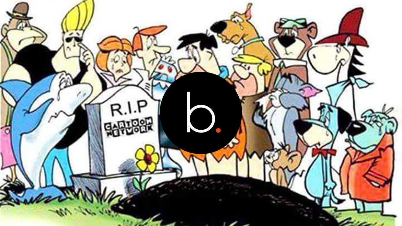 Top five cartoons from the 1990s