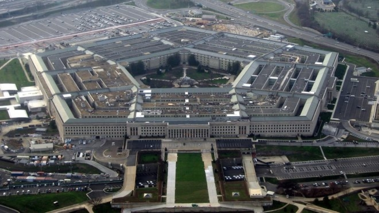 The Pentagon warns that China and Russia are winning