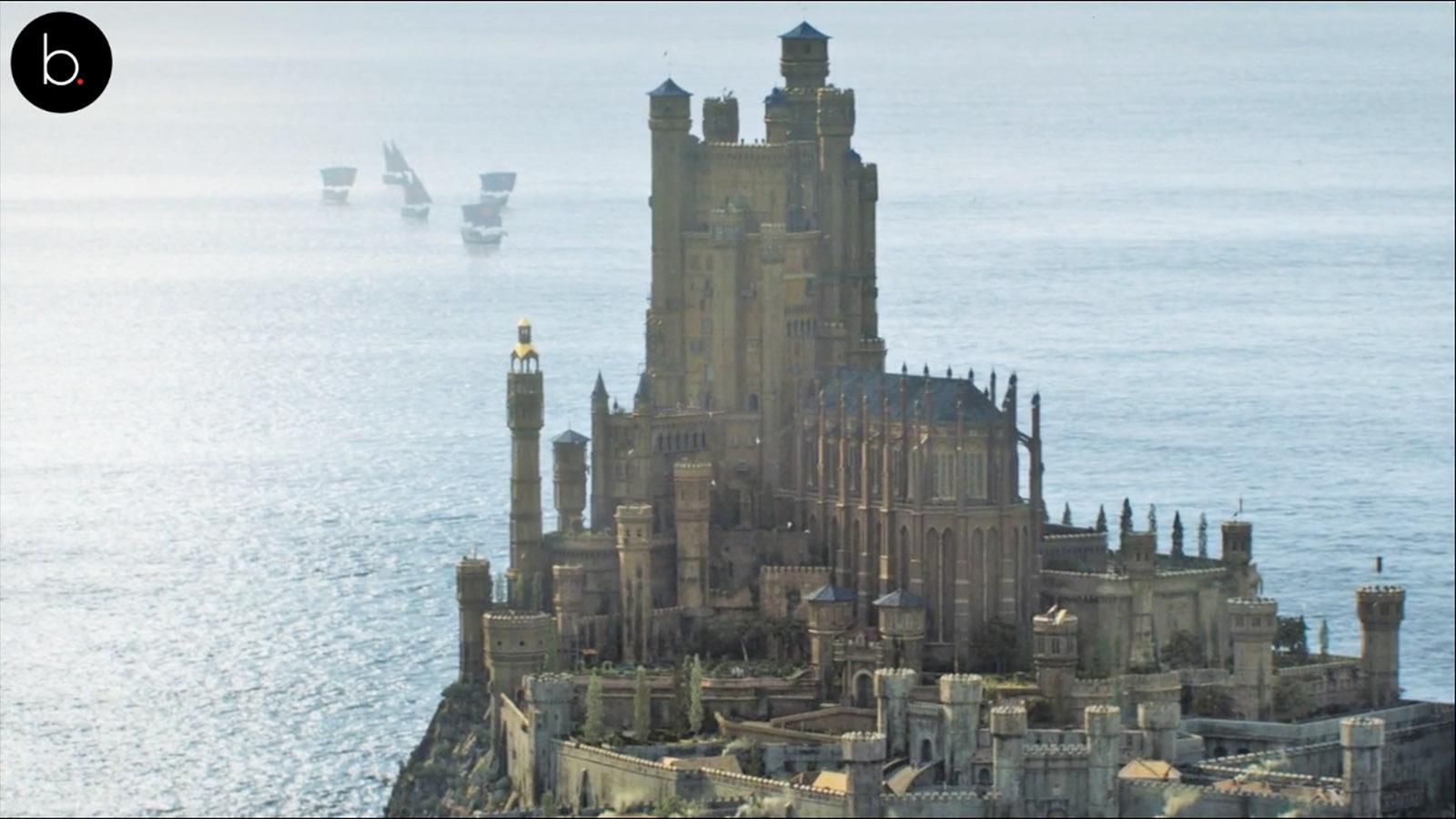 Game of Thrones : HBO construit un château géant pour la saison 8 !