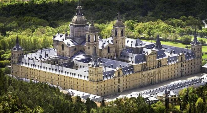 El Monasterio del Escorial rinde honor a la batalla de San Quintín