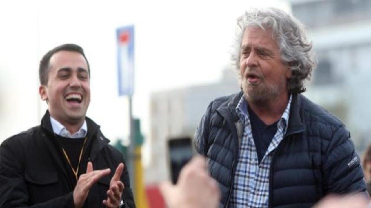 """Grillo contro Di Maio: """"Non farò nessun accordo con altri partiti"""""""