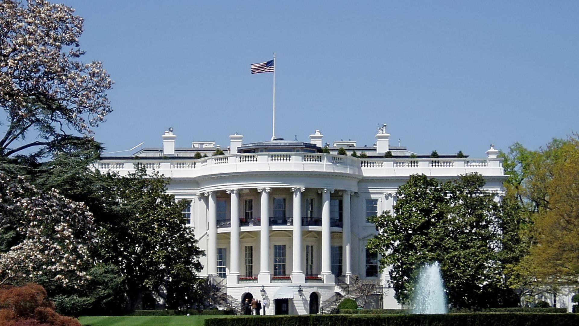 ¡El diseñador floral en jefe de la Casa Blanca, una posición prestigiosa!
