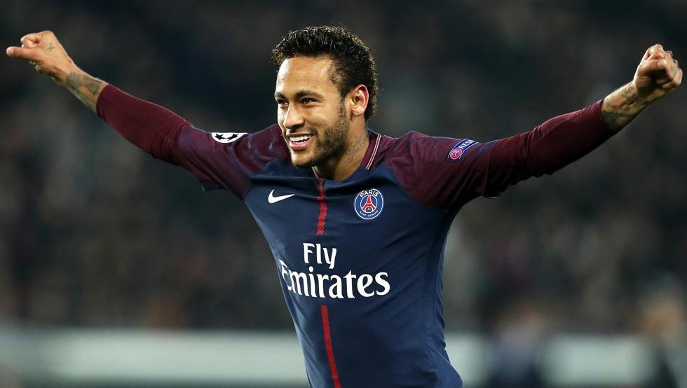 Ronaldo decide sobre el archivo de Neymar