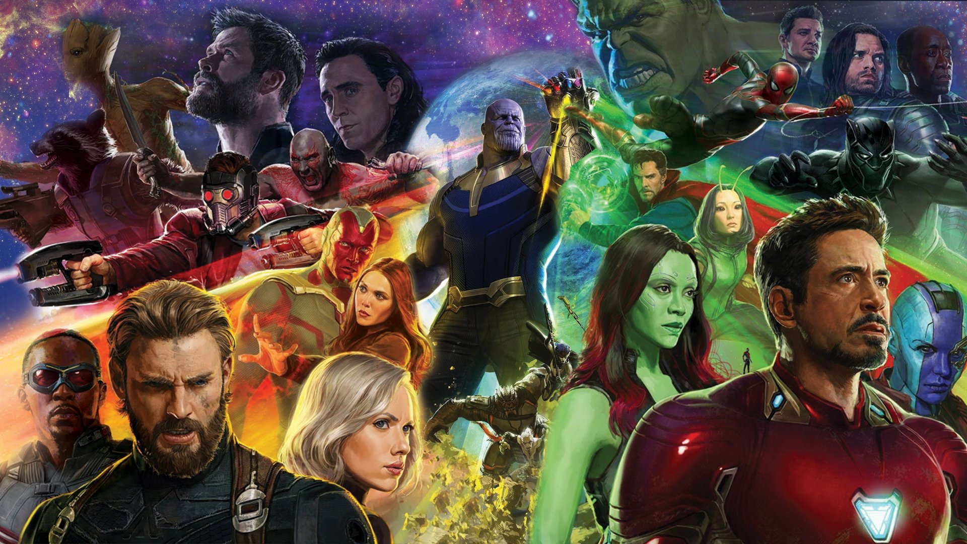 Infinity War: Star-Lord Siempre va a ser un guardián