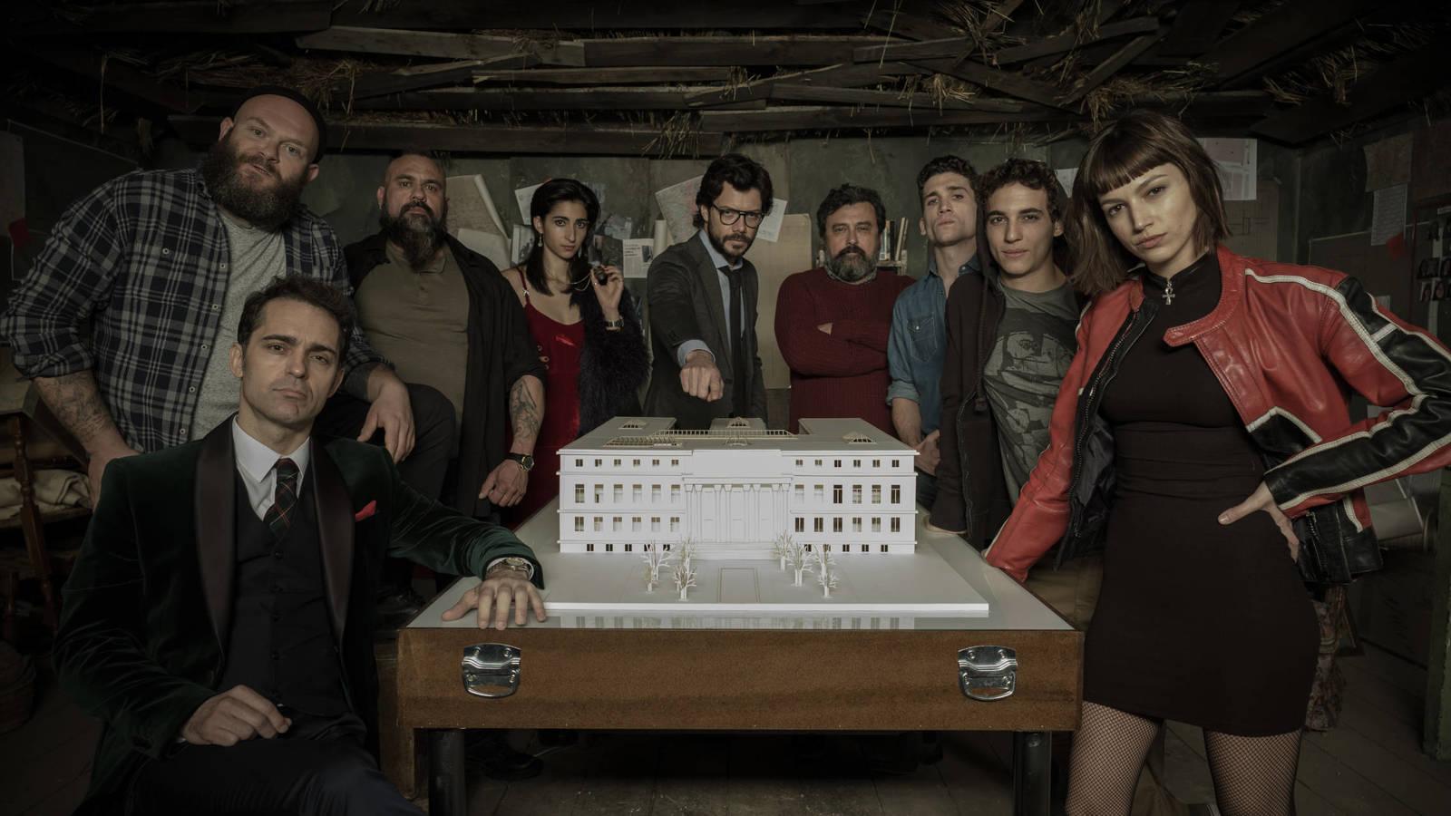 La Casa de Papel : La saison 2 arrive, et la troisième a déjà été annoncée !