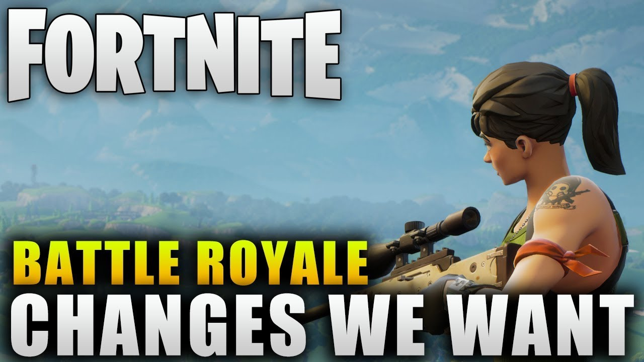 Fortnite Battle Royale' is getting a game-changing feature