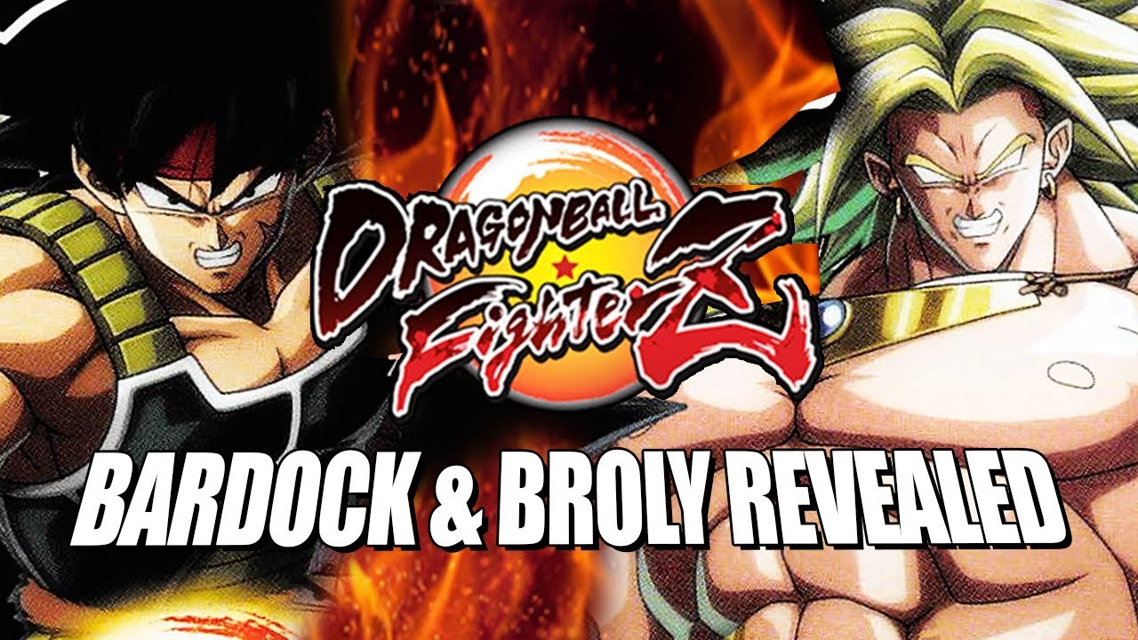 Dragon Ball FighterZ' update: Bardock and Broly DLC release date revealed