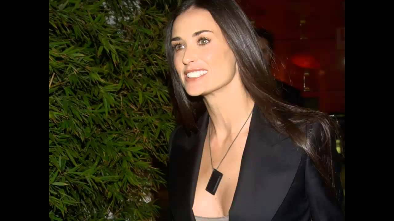 Demi Moore interested in dating Brad Pitt?