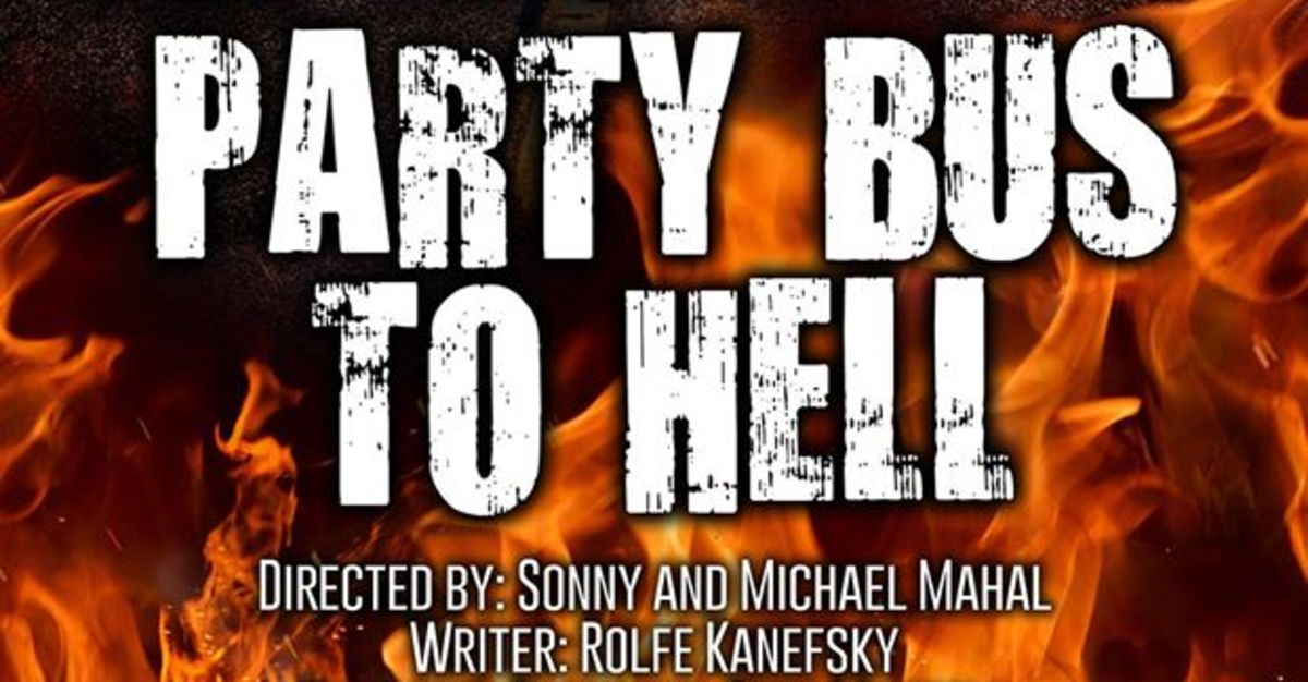 Interview with actor Richard Hochman of 'Bus Party to Hell'
