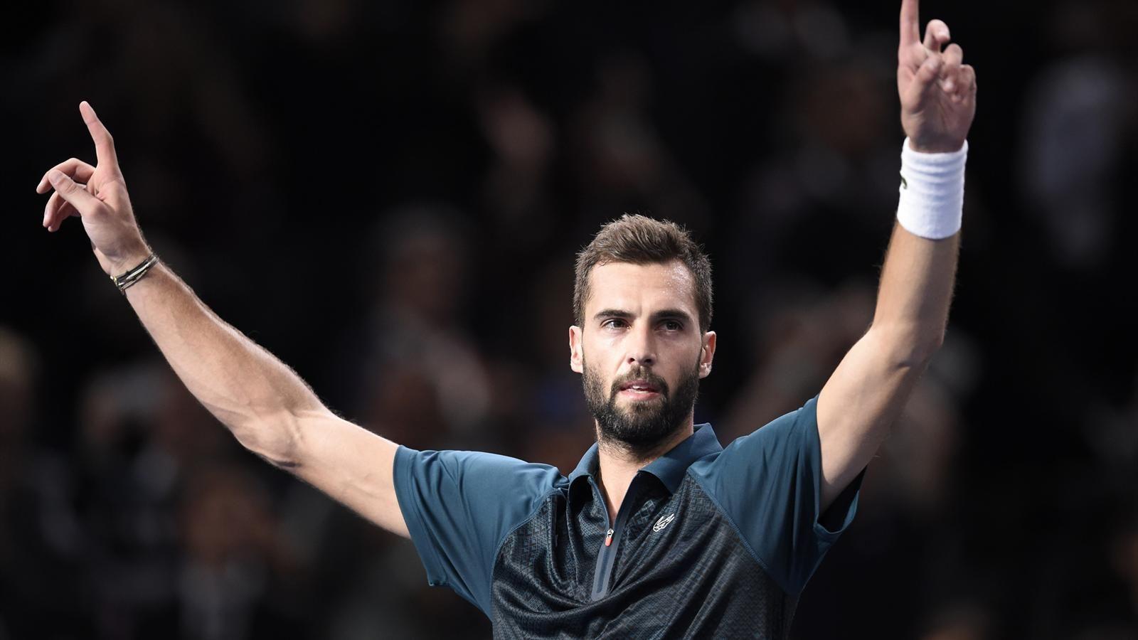 ATP - Miami : Benoït Paire s'offre Djokovic ! Gasquet et Herbert s'arrêtent