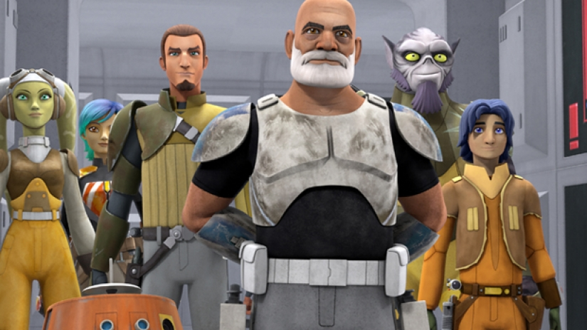 A new open-world 'Star Wars' game in the making