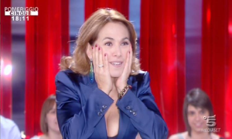 Barbara D'Urso, clamoroso: censurata la macchina della verità a Nadia Rinaldi