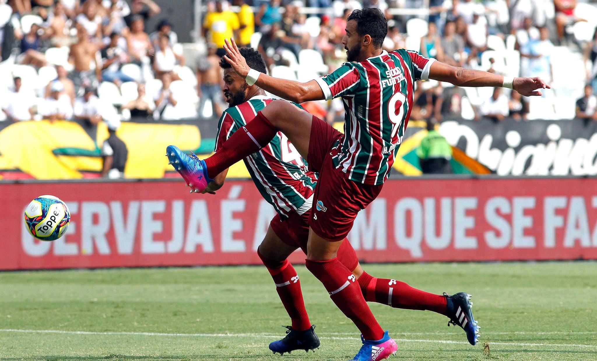 Fluminense diz o que quer para que Scarpa volte a jogar no Palmeiras