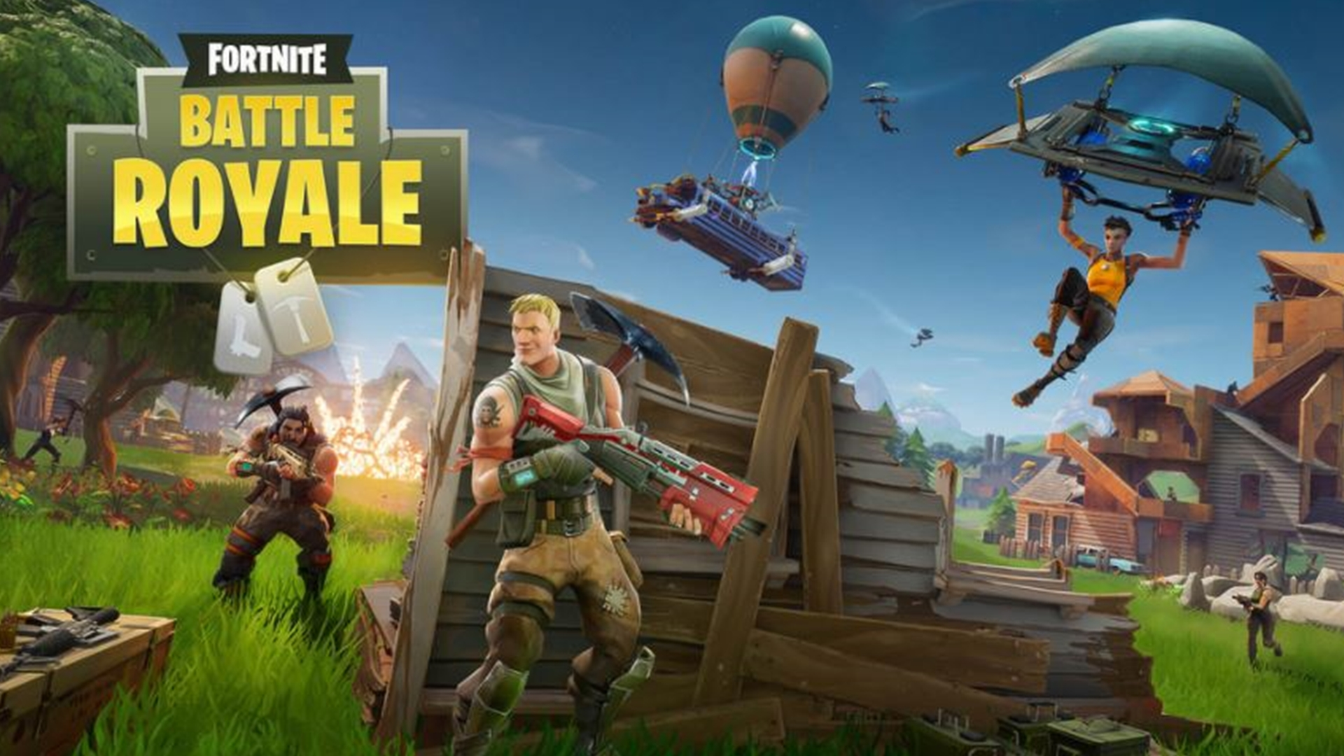 'Fortnite's Tim Sweeney says wall separating consoles will come down
