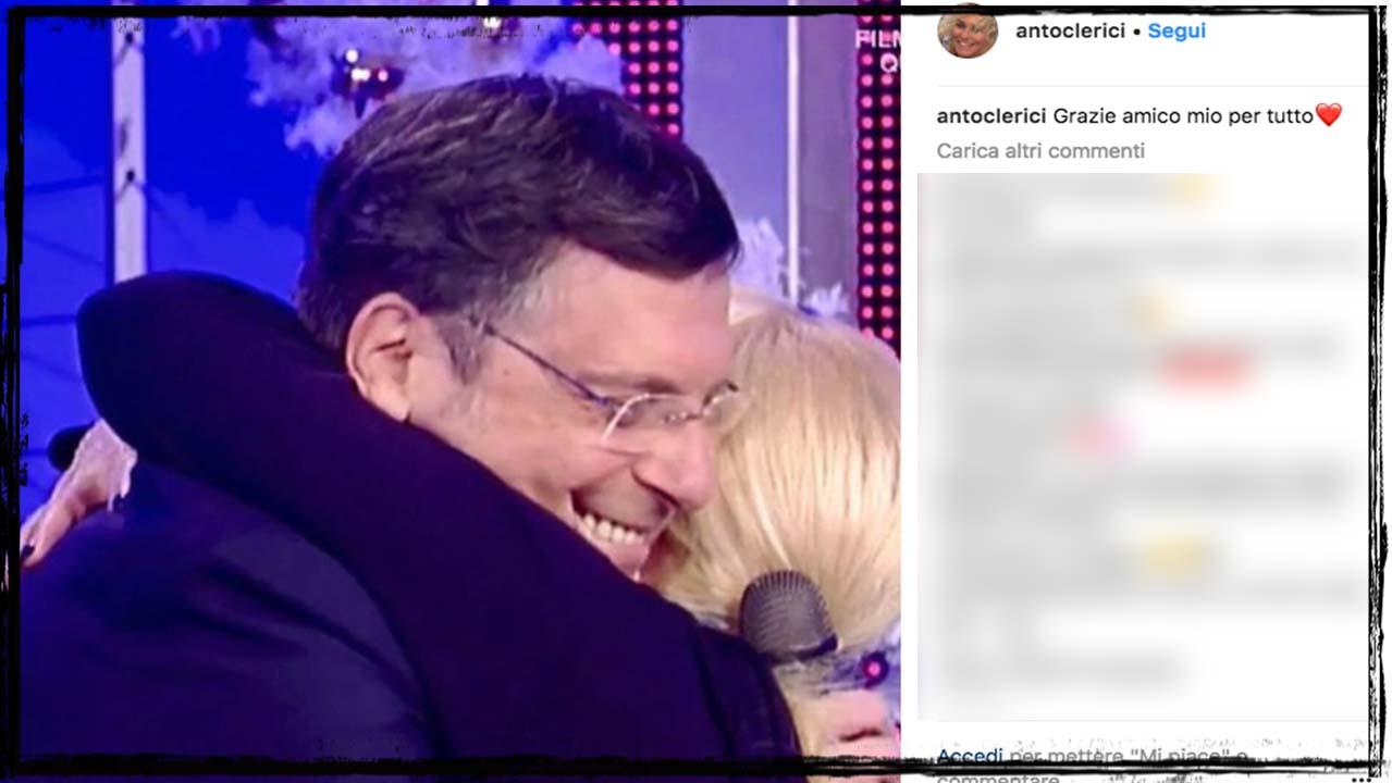 Fabrizio Frizzi: il ricordo dei colleghi sui social network