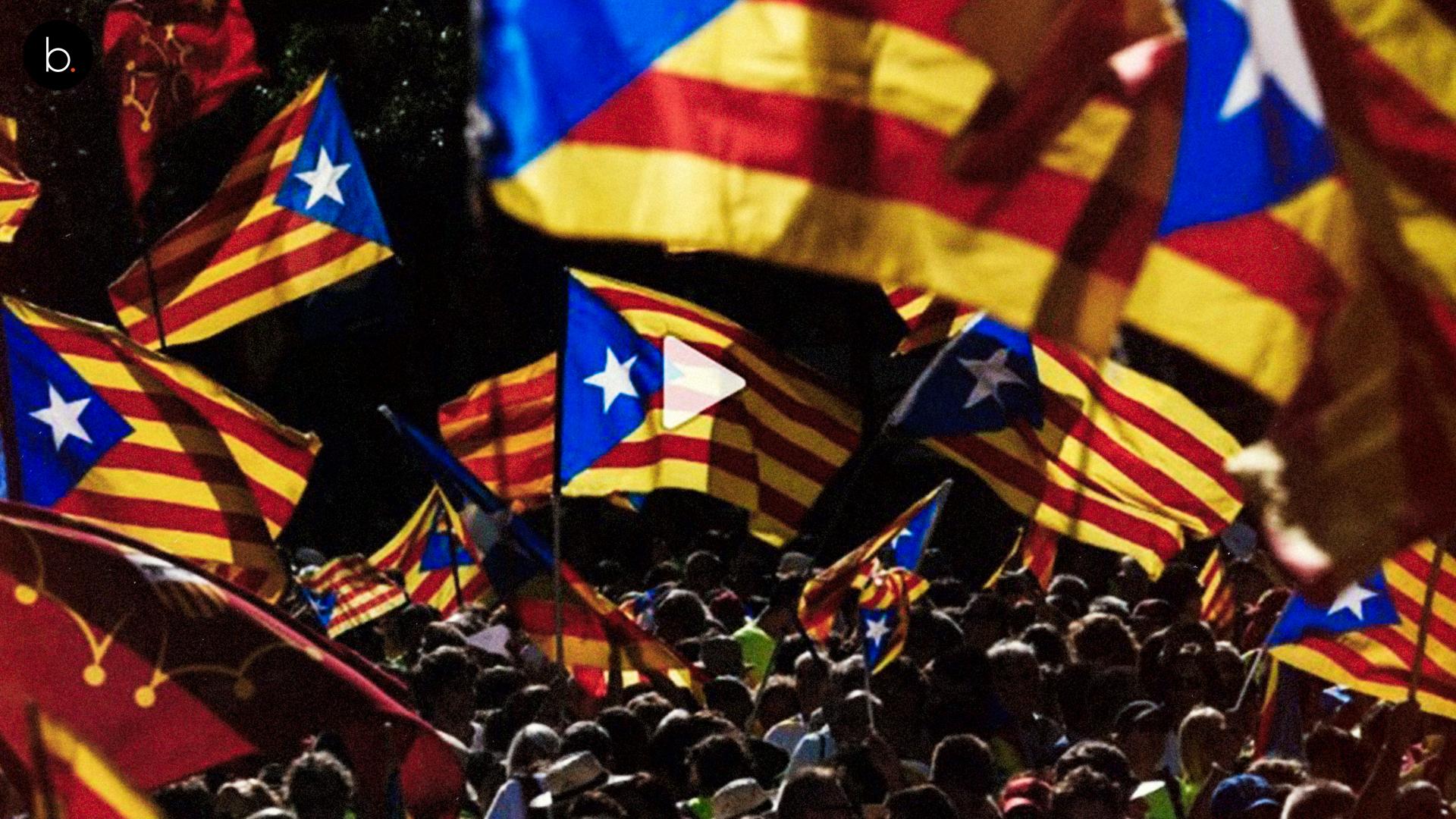 Carles Puigdemont es detenido y separatistas van a las calles