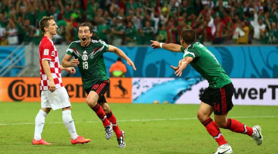 La selección de México enfrentará a Rakitic sin las demás estrellas Croatas