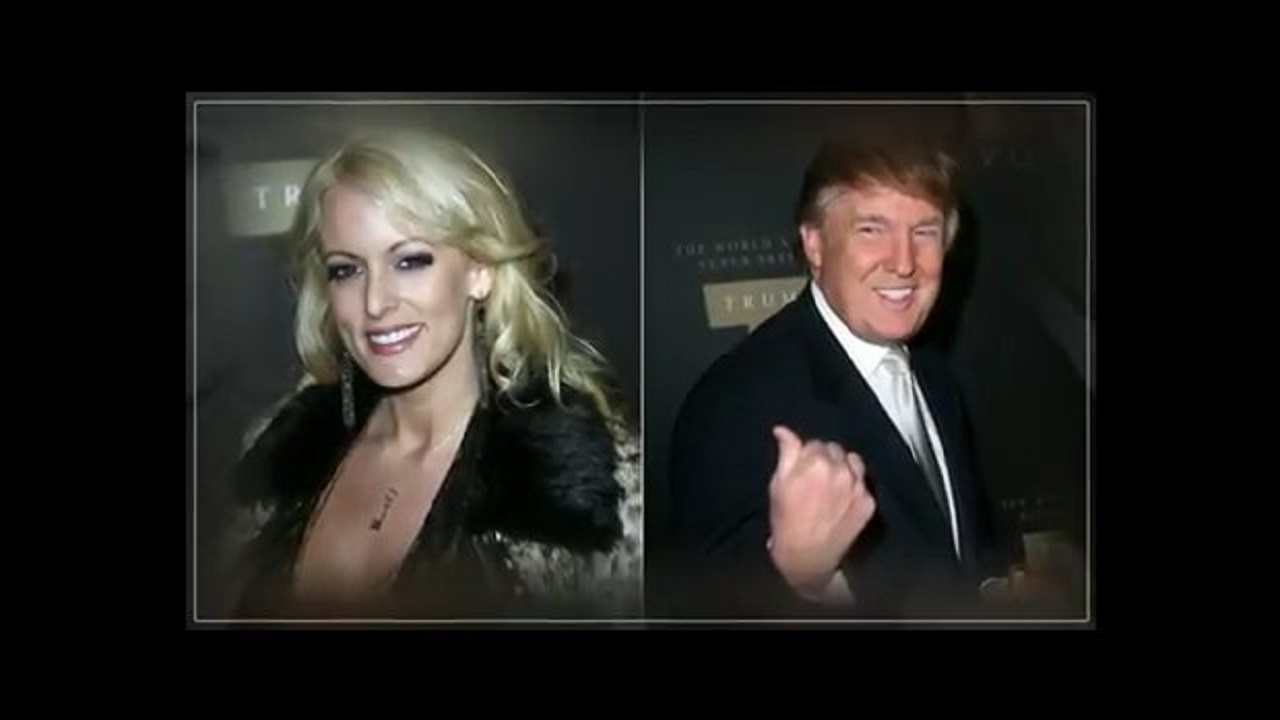 Adult porn star Stormy Daniels relayed her take on alleged affair with Trump