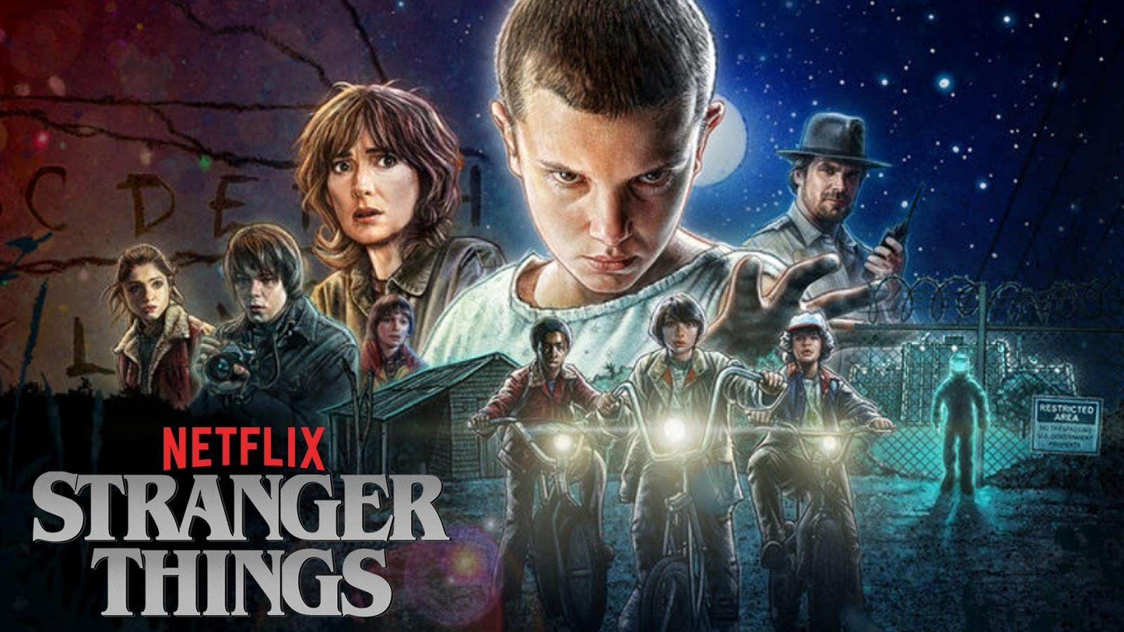 Stranger Things : les salaires des jeunes acteurs de la série explosent