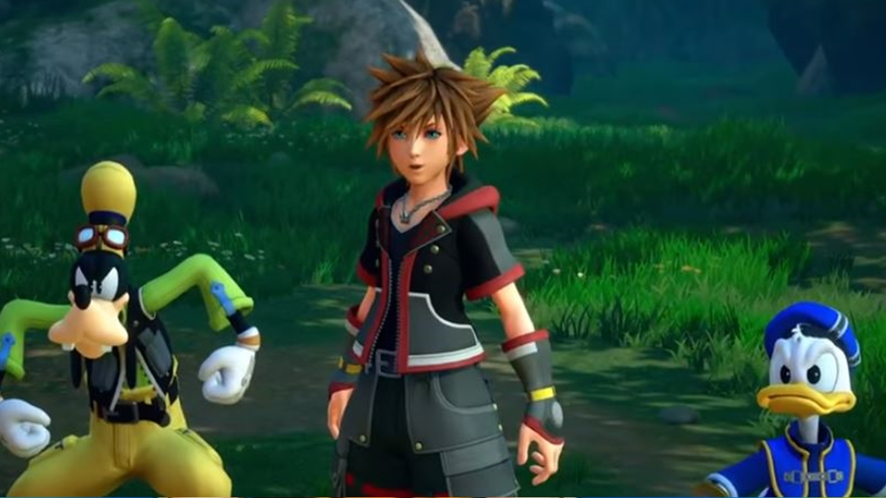 'Kingdom Hearts 3': Four trailers, five years, no game