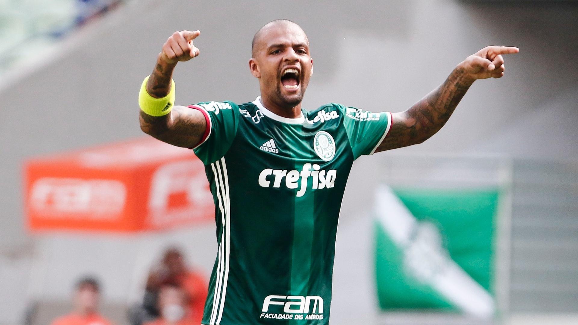 Palmeiras e Santos definem primeiro finalista do Campeonato Paulista