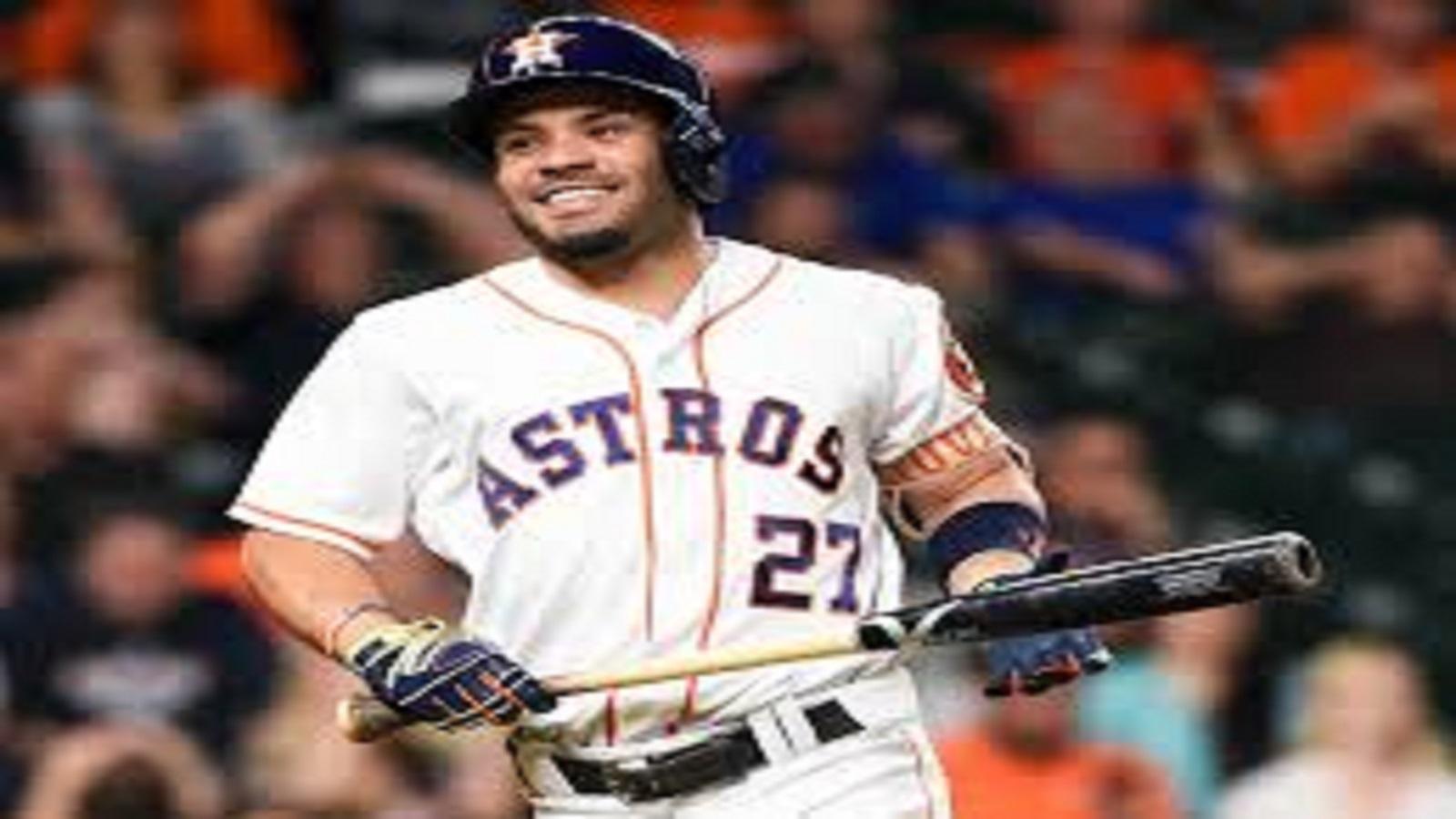 VIDEO: Jose Altuve firma contrato multimillonario con los Astros de Houston