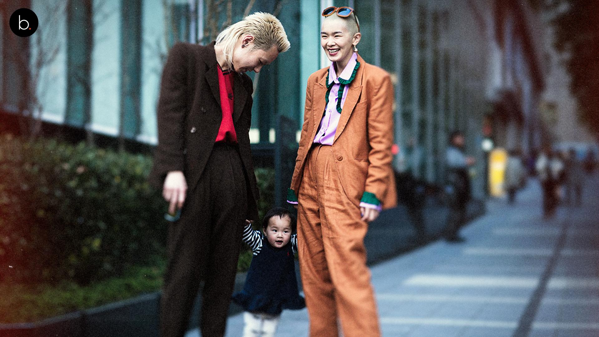 Tokio y el street style más rompedor hasta el momento
