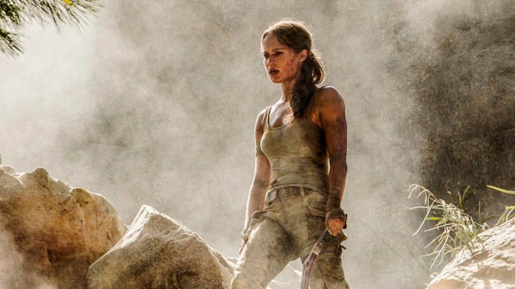 'Tomb Raider': una digna adaptación, una película aceptable