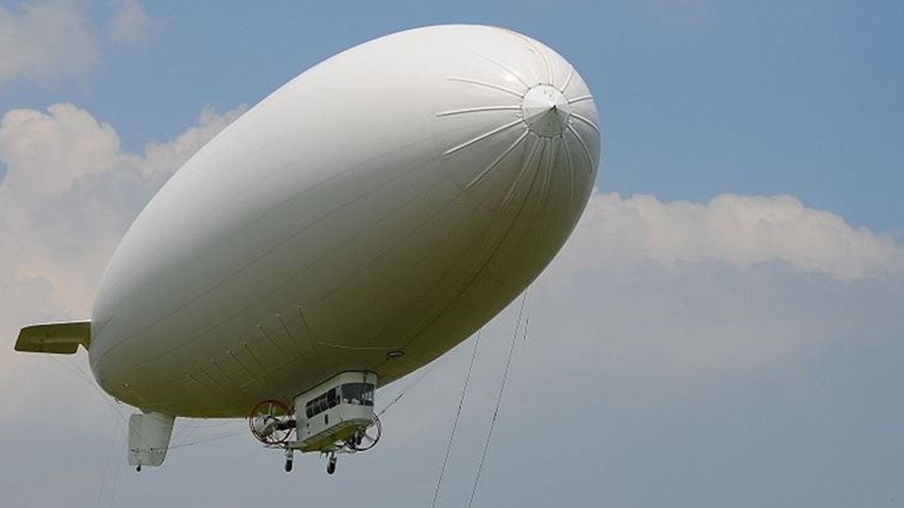 A cargo airship is being developed, years after they first appeared in the sky