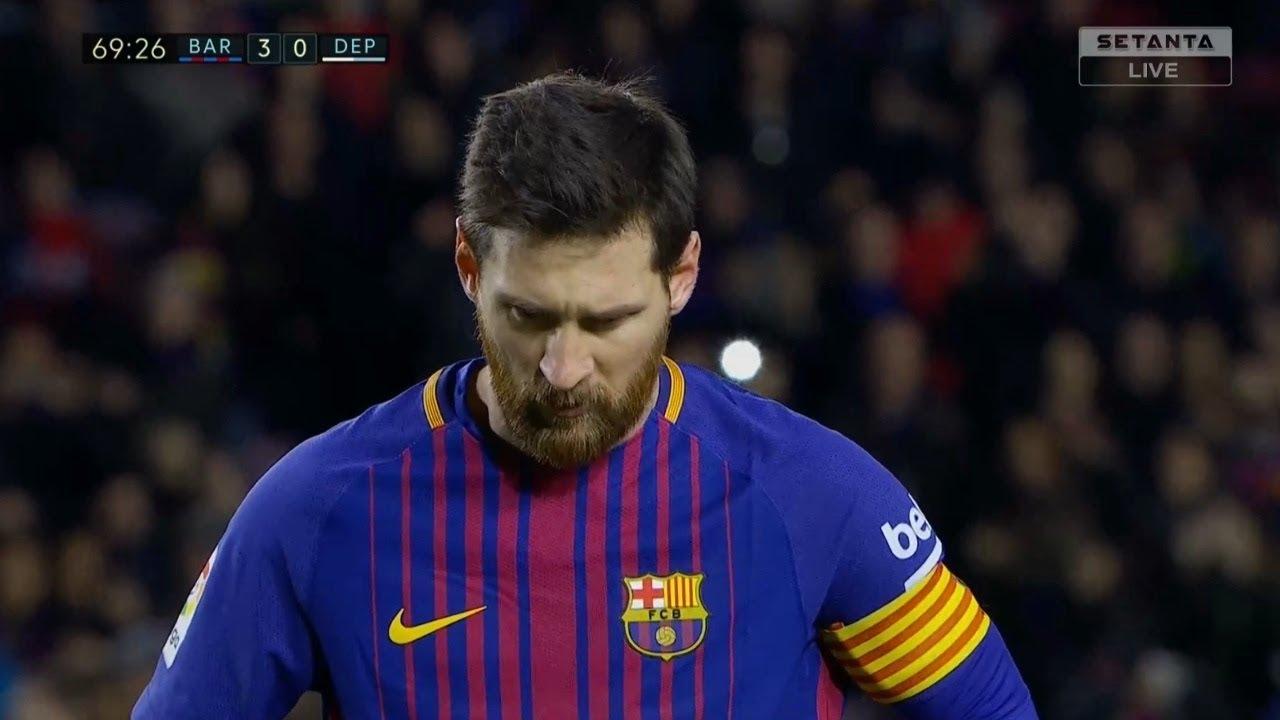 Messi missed match against Spain