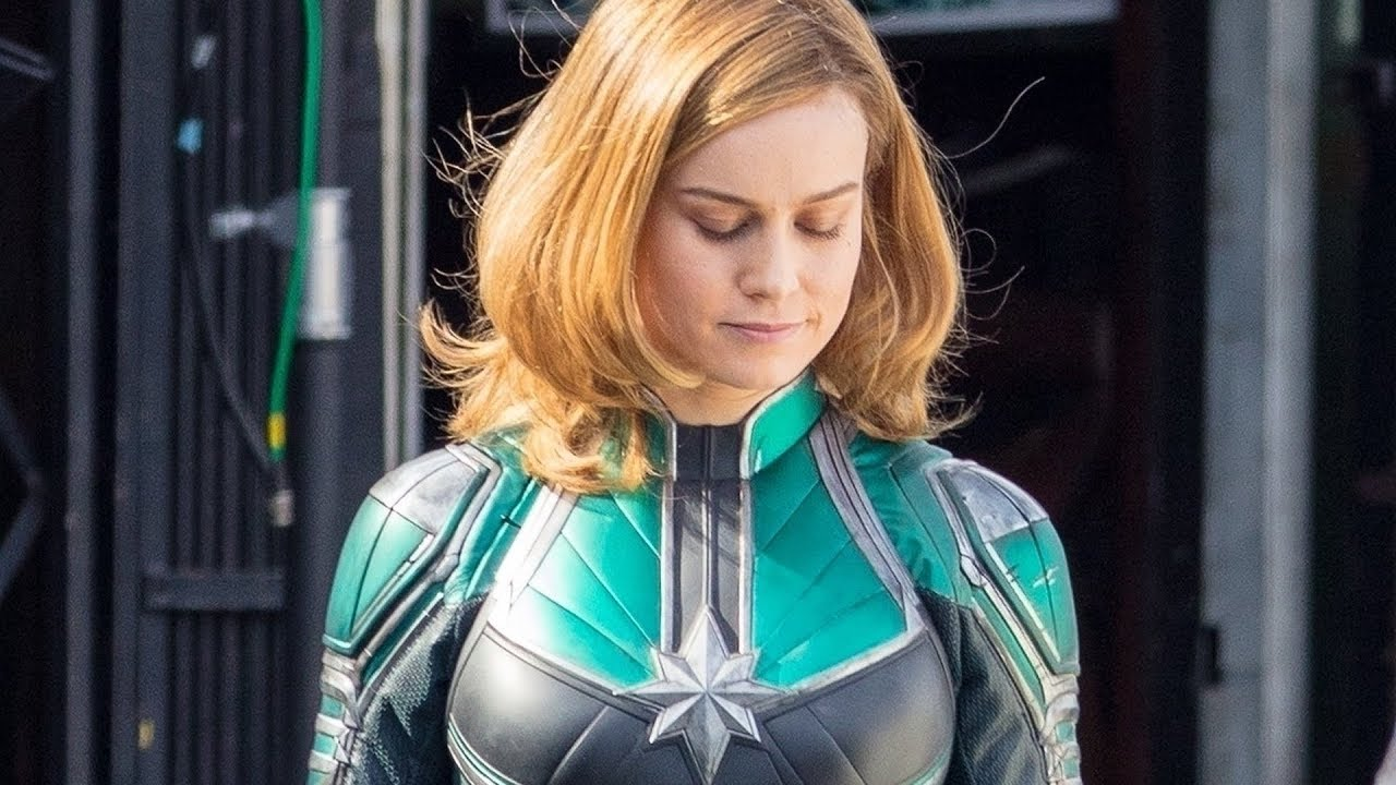 First photo of 'Captain Marvel' film is released