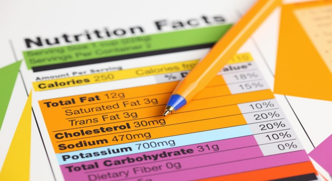 How to read 'Nutrition Facts' labels