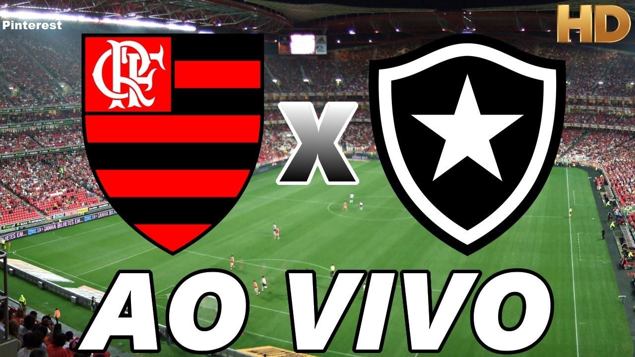 Transmissão de Flamengo x Botafogo ao vivo na TV e internet