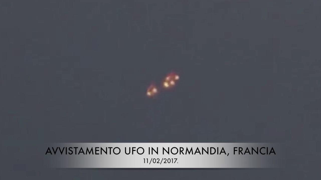 Misterioso Ufo nel sud della Francia