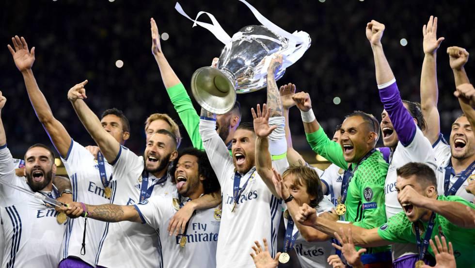 Juventus y el Real Madrid se miden en los cuartos de final de la Champions
