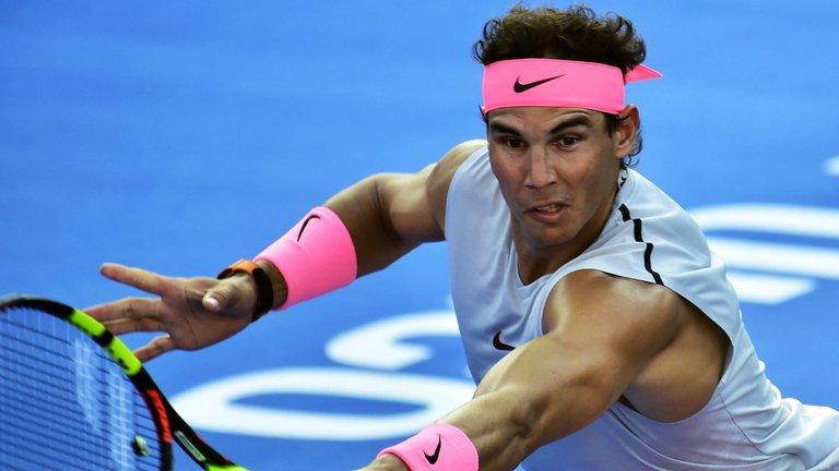 Rafael Nadal to kick off his fifth stint as No. 1