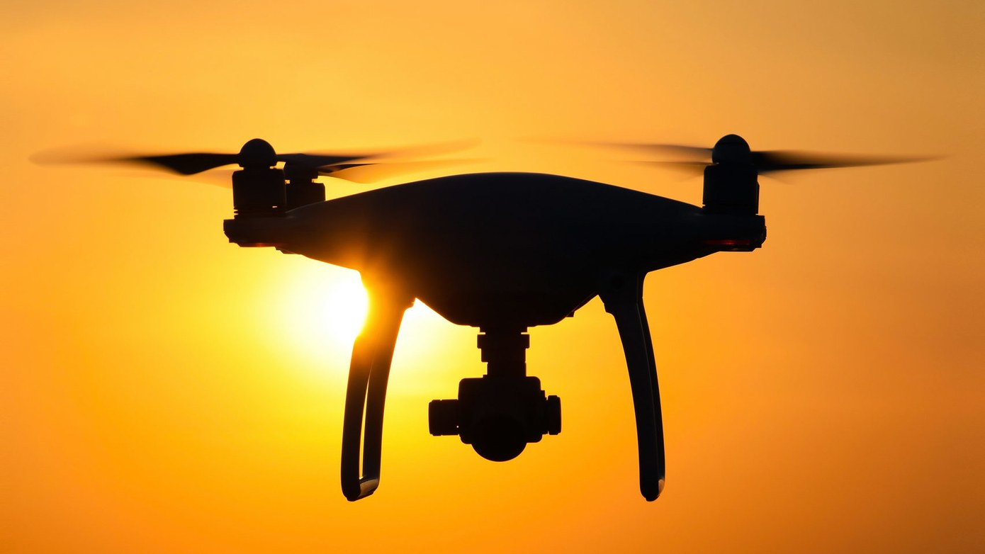 Drones inspeccionan puentes y mapean accidentes de tráfico