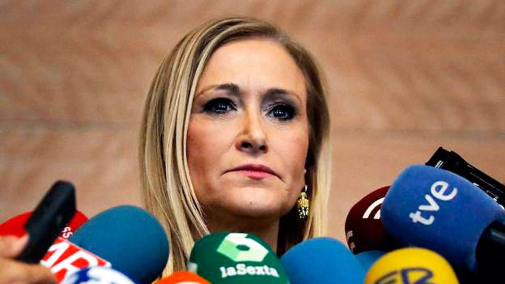 La prueba definitiva contra Cristina Cifuentes: el máster era presencial