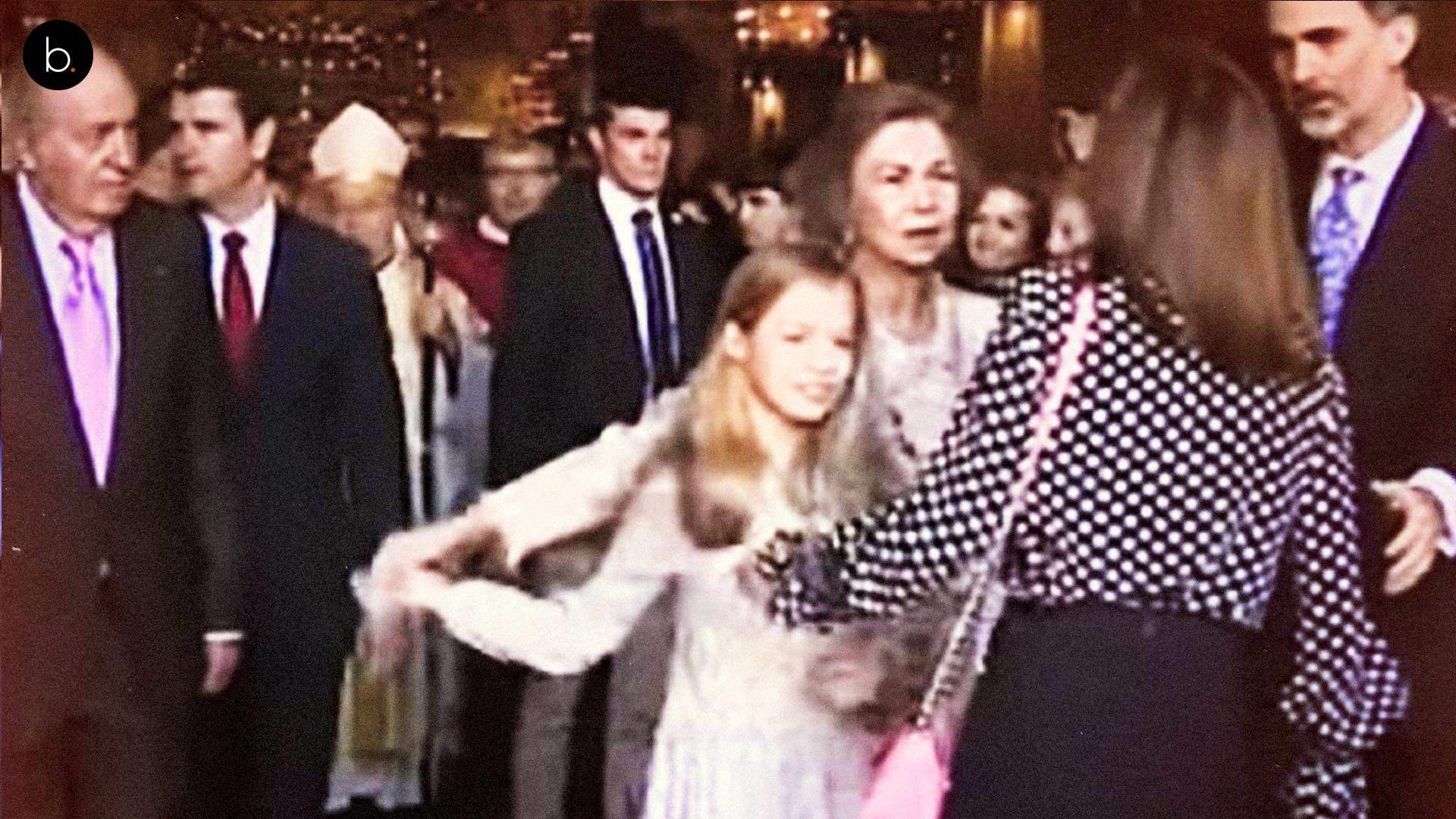 Crece el escándalo: la realeza apoya a Doña Sofía y declara la guerra a Letizia