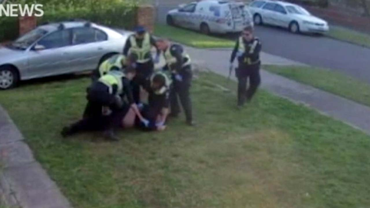 Australia: Disability pensioner pepper-sprayed, abused and humiliated