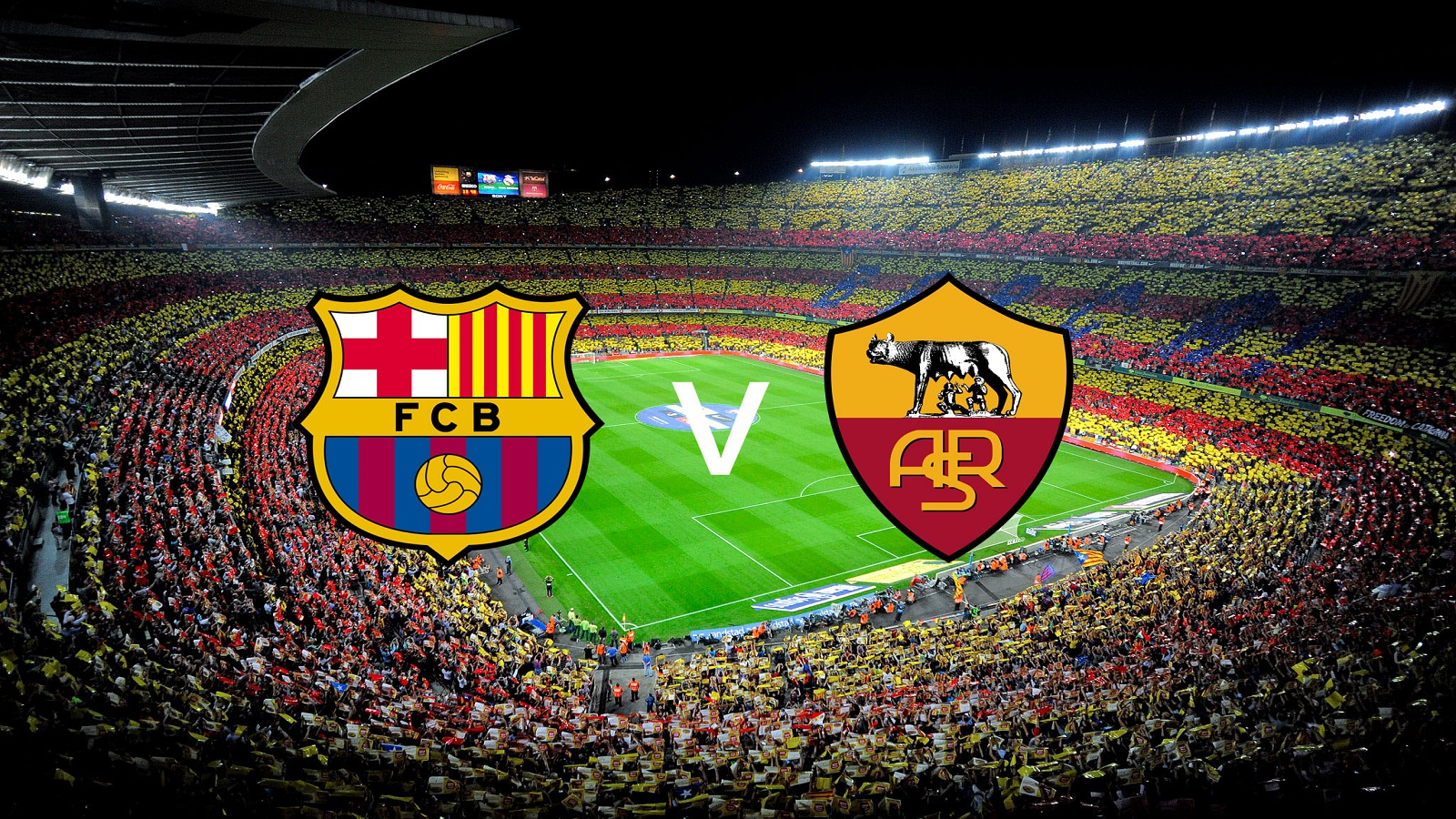 Ningún milagro en el Camp Nou, el Barça venció al Roma 4-1